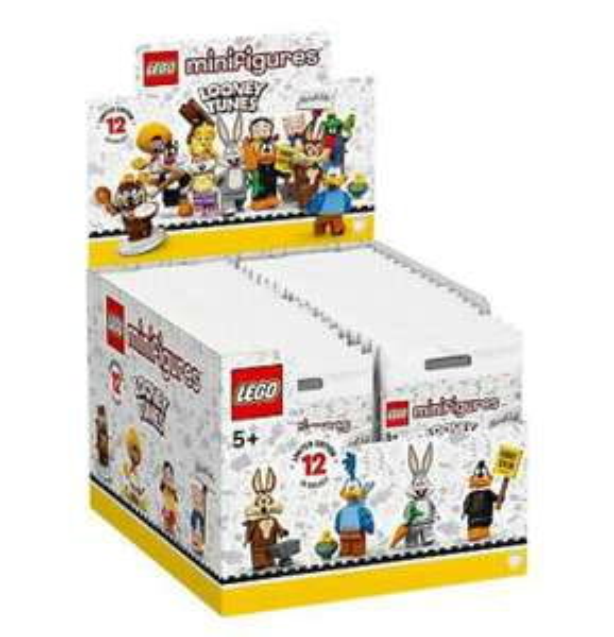 LEGO 71030 Minifigures - Looney Tunes (Sealed Box Of 36) £98.59 at eBay -Toysbarnhaus