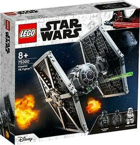 LEGO Star Wars Imperial TIE Fighter 75300 - £28 delivered with code @ eBay / toybarnhaus