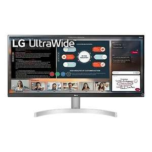 LG 29WN600-W 29'' UltraWide WFHD IPS HDR10 FreeSync 75Hz Monitor, £184.97 at buyitdirectdiscounts/ebay