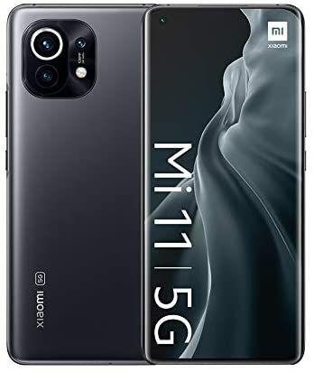 Xiaomi Mi 11 5G 128Gb Midnight Gray £649.99 @ Amazon
