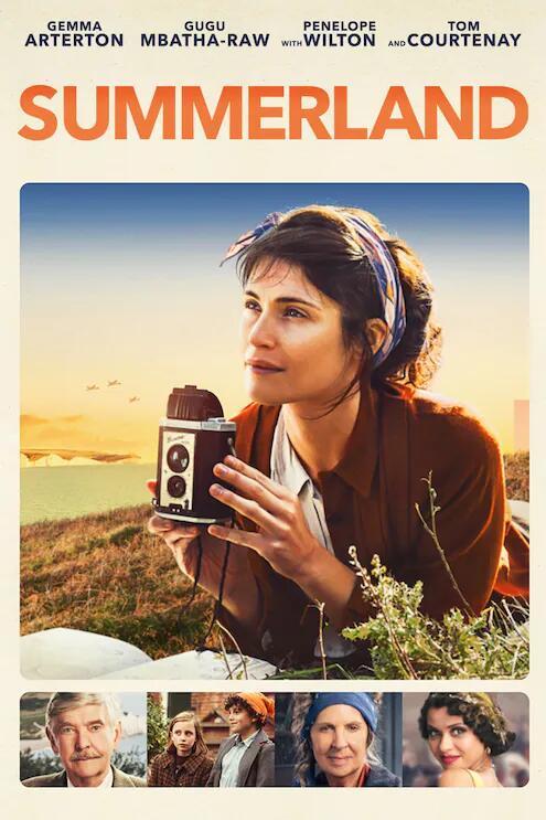Summerland (2020 Film) - £1.90 to rent @ Chili