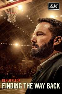Finding the Way Back (2020 Ben Affleck Film) (4K) - £4.99 to buy @ Chili