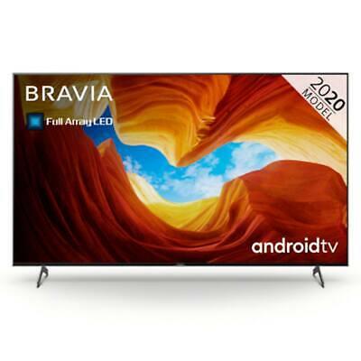 Sony BRAVIA KE65XH9005BU 65 inch 4K Ultra HD HDR Smart LED Android TV Free 5 Year Guarantee £888 (UK mainland) @ hughes / eBay