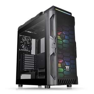 Thermatake Level 20 RS ARGB Mid Tower Tempered Glass Gaming Case Black £109.99 at Scan
