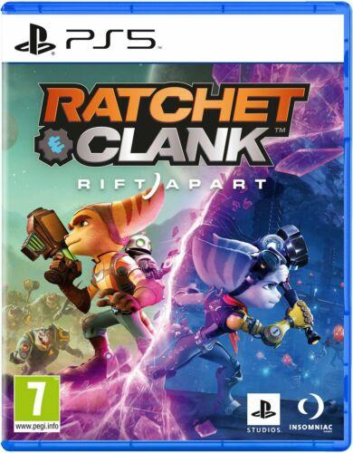 Ratchet & Clank: Rift Apart PS5 £60.29 (UK mainland) @ eBay Boss deals