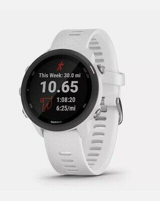 Garmin Forerunner 245 Music HRM GPS Sports Running Smart Watch - White 'Refurbished' £178.49 @ trays_trackers_ltd / eBay