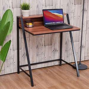 Neo Wooden Writing Desk / Laptop Computer Table £32.26 Delivered From neodirect/ eBay