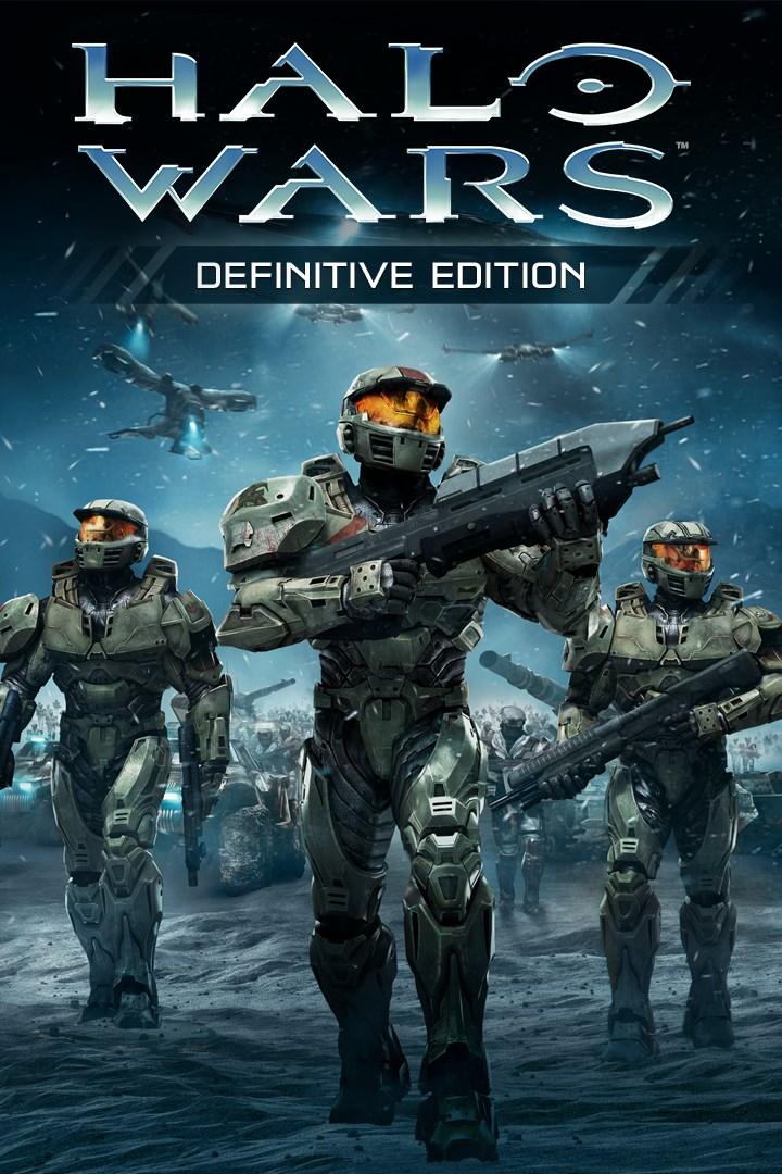 Halo Wars: Definitive Edition PC £3.93 at Microsoft