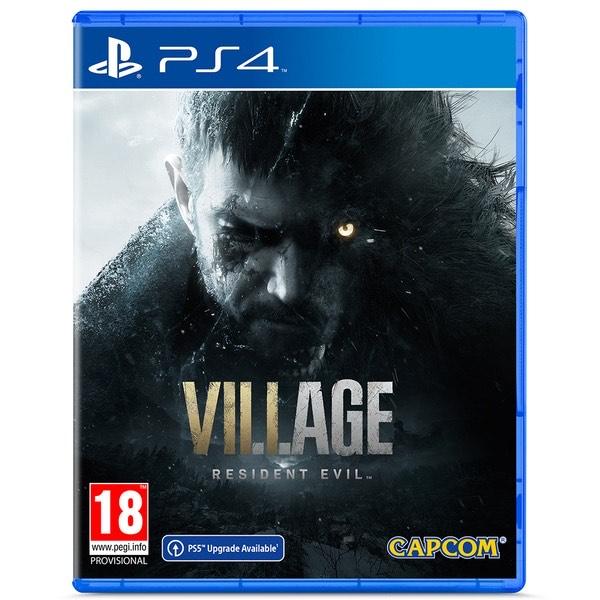 Resident Evil Village [PS4] £44.99 delivered using code (UK mainland) @ Boss Deals eBay