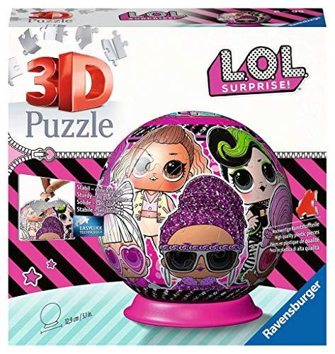 Ravensburger LOL Surprise! 72 Piece 3D Jigsaw Puzzle £4.62 (Prime) + £4.49 (non Prime) at Amazon