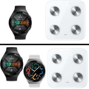 Buy 2 GT 2e Watches + Free Smart Scale 3 for £149.98 Delivered / Or 1x Huawei GT 2e Watch + Smart Scale 3 £99.99 @ Huawei