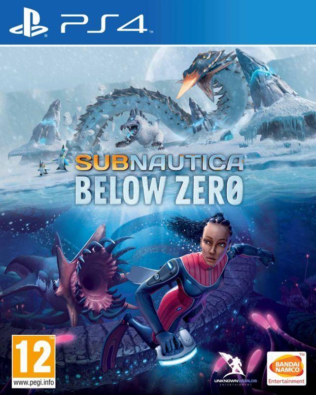 Subnautica: Below Zero [PS4] £20.65 delivered using code @ TheGameCollection eBay