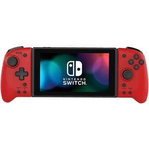 Hori Split Pad Pro Controller for Nintendo Switch (Volcanic Red) £35.09 @ 365games