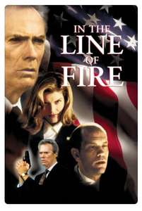 In the Line of Fire (1993) HD - £3.99 @ iTunes Store