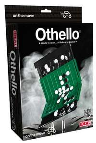 Ideal Othello On the Move Travel Game £4.53 (Prime) + £4.49 (non Prime) at Amazon