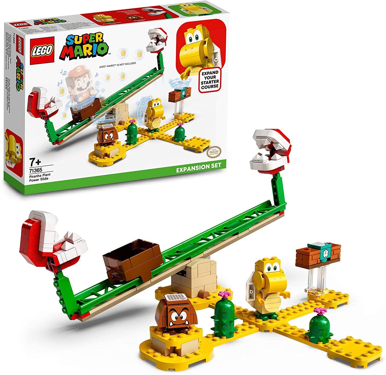 Lego Super Mario 71365 Piranha Plant Power Slide set £6.25 at Tesco Wath upon Dearne