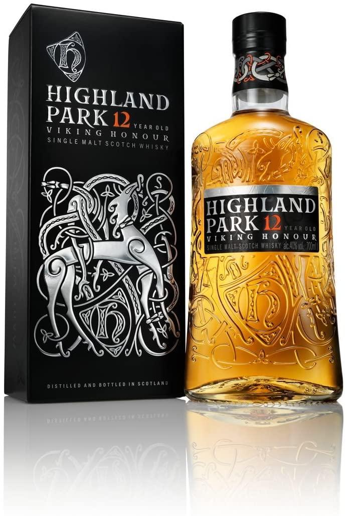 Highland Park 12 Year old Viking Honour, single malt whisky 70cl £10.74 at Asda Milton Keynes