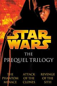 Star Wars - The Prequel Trilogy (Kindle) - £5.99 @ Amazon