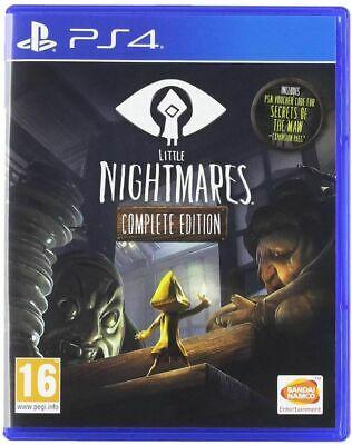 Little Nightmares Complete Edition (PS4) £12.99 (UK Mainland) @ boss_deals / eBay