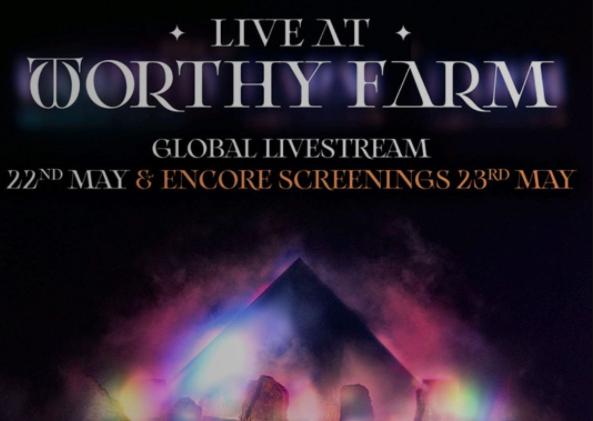 Free glastonbury Festival Live stream tickets via O2 Priority