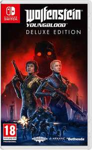 Wolfenstein Youngblood Deluxe Edition (Nintendo Switch / PS4) £7.85 at ShopTo