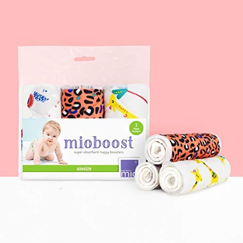 Bambino Mio, Mioboost (Nappy boosters), 3 Pack £3.88 (+£4.49 non-prime) @ Amazon