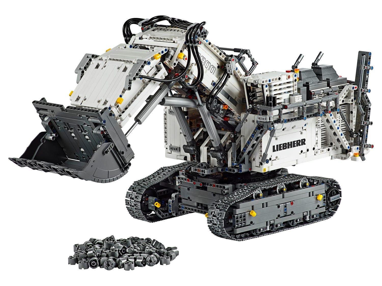 Lego Liebherr R 9800 Excavator 42100 - £269.99 with code @ eBay / essential-appliances