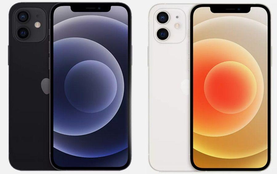 "New Apple iPhone 12 6.1"" 64GB 5G Unlocked & SIM Free Smartphone - £643.99 With Code @ Buyitdirectdiscounts / Ebay"