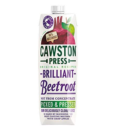 Cawston Beetroot Pressed Juice, 1l, Pack of 6 £11.50 Prime / £15.99 Non Prime @ Amazon