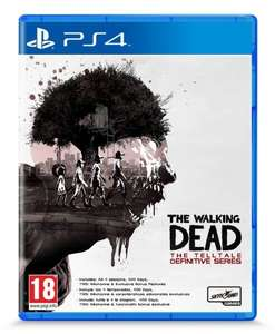 [PS4] The Walking Dead: The Telltale Definitive Series - £15.85 delivered @ Base
