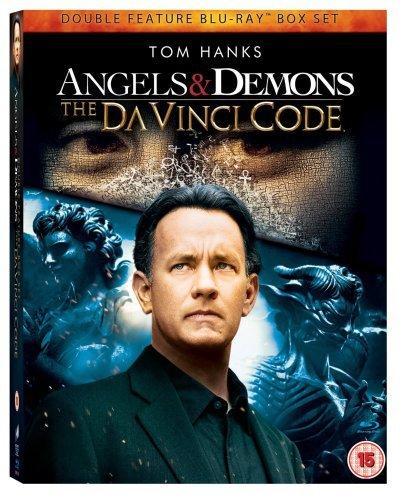 Angels & Demons / Da Vinci Code Blu-ray Box Set £3.55 @ Rarewaves