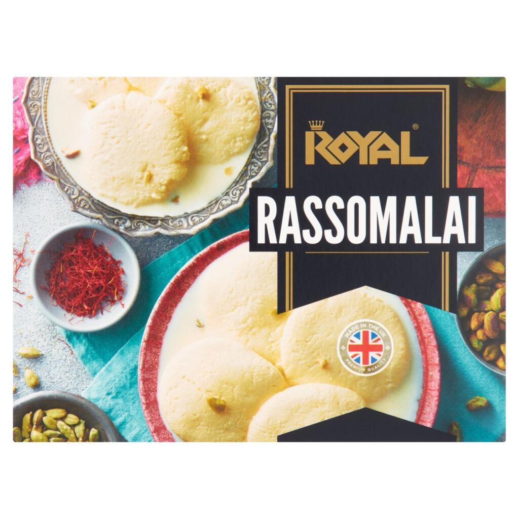 Royal Dessert Rassomalai 500g £2.50 at Asda
