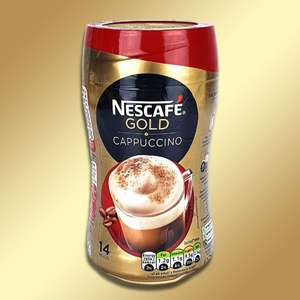 1 x Nescafe Gold The Perfect Cappuccino Instant Coffee 250g Tub - Best Before End August 2021 - £2 delivered @ Yankee Bundles