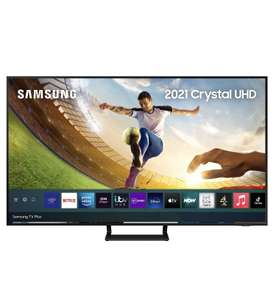 Samsung 55 Inch 4K UHD UE55AU9000KXXU Crystal View Dual LED AirSlim Smart TV with Multiple Voice Assistants £819.98 delivered at Studio