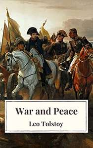 New Publication - Leo Tolstoy - War and Peace (Signet Classical Books) Kindle Edition - Free @ Amazon