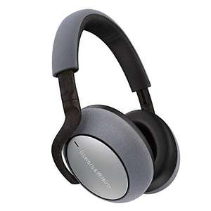 Bowers & Wilkins PX7 Wireless Over Ear Headphones with Active Noise Cancellation - Silver £263.49 at Amazon