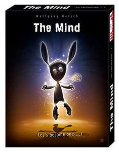 Coiledspring Games | The Mind Card Game | For 2-4 players | For ages 8+ | 15 minute playing time £6.50 + £4.49 NP @ Amazon