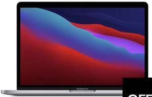 Apple MacBook Pro (M1, 2020) 13 inch with 8-Core CPU and 8-Core GPU 256Gb Storage - £1,152 (+ possible £80 back with code on BNPL) @ Very