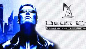 Deus Ex: Game of the Year Edition (PC Steam Key) - 59p @ GreenManGaming
