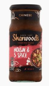 Sharwoods Hoisin & 5 Spice cooking sauce (454g) - 20p instore @ Asda (Small Heath)