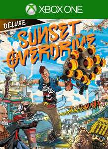 Sunset Overdrive Deluxe Edition. XBOX Exclusive £4.99 @ Microsoft
