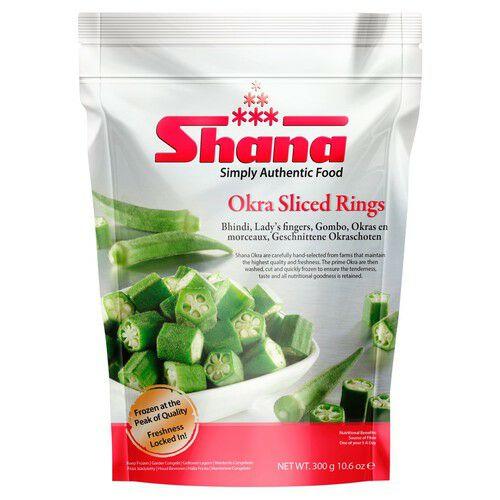 Shana Okra Sliced Rings 300g(£2.50 per kilo) - £0.75 @ Morrisons