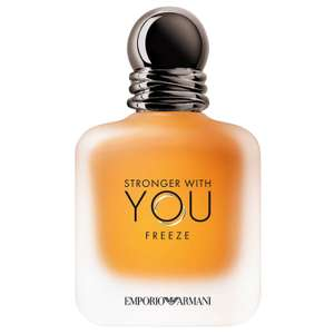 Armani 50ml Stronger With You Freeze - £25.74 & Free Delivery @ Look Fantastic