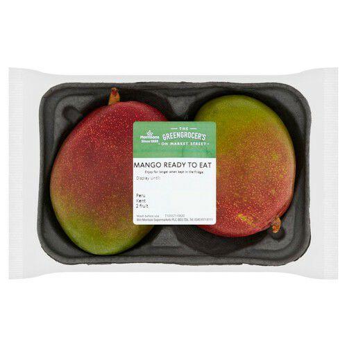 Morrisons Ripe & Ready To Eat Mango - £1.50 @ Morrisons