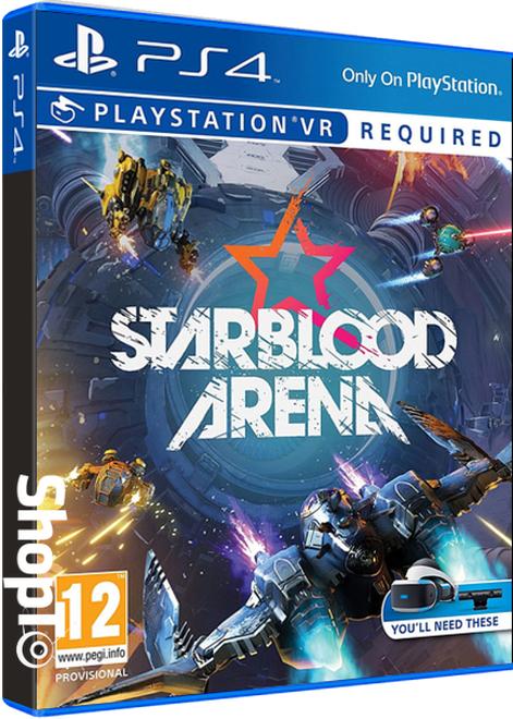 Starblood Arena PSVR Game £3.85 at ShopTo