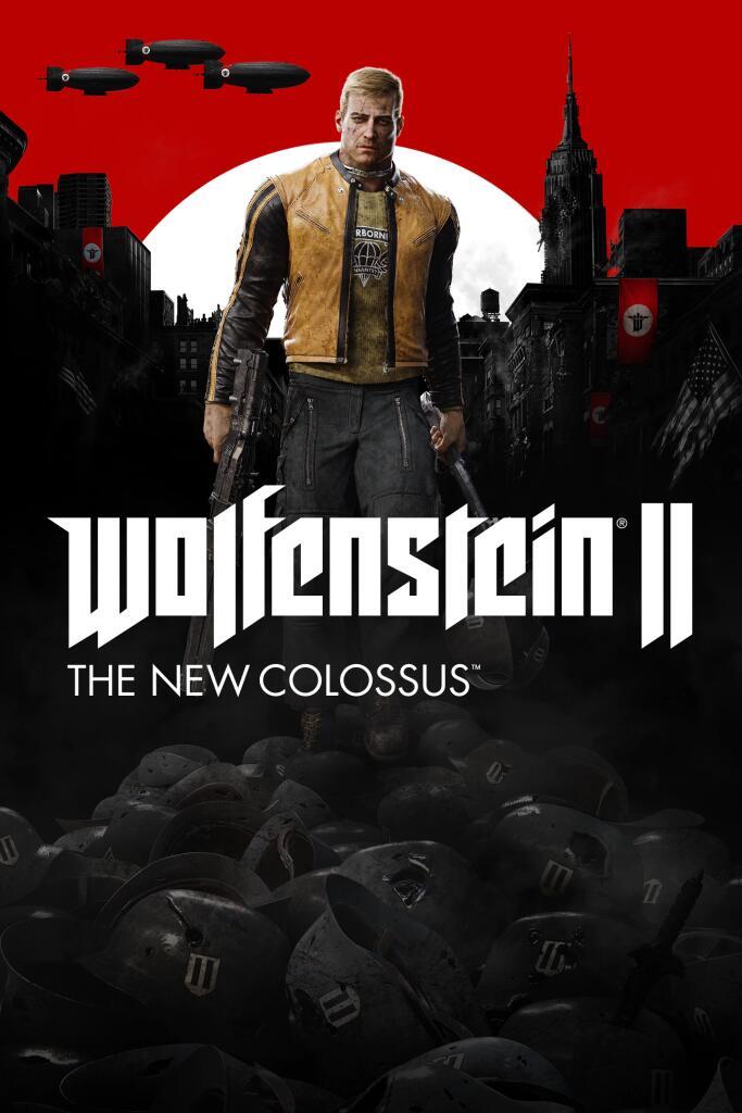 Wolfenstein II The New Colossus PS4/XBOX ONE £9.99 Free C&C @ Argos