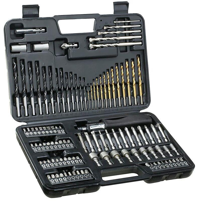 Dewalt 109 piece drill bit set, click and collect - £6 @ B&Q