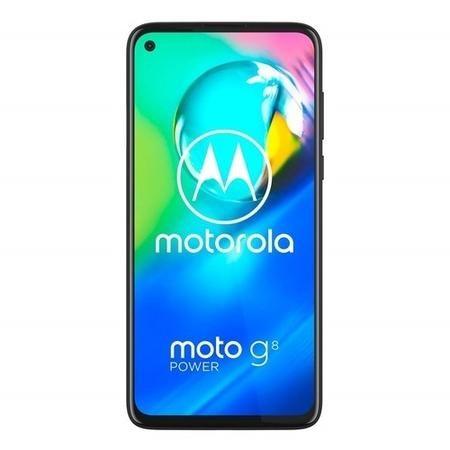 "Motorola Moto G8 Power Smoke Black 6.4"" 5,000mAh 64GB 4G Dual SIM Unlocked & SIM Free - £120.59 @ eBay / buyitdirectdiscounts"