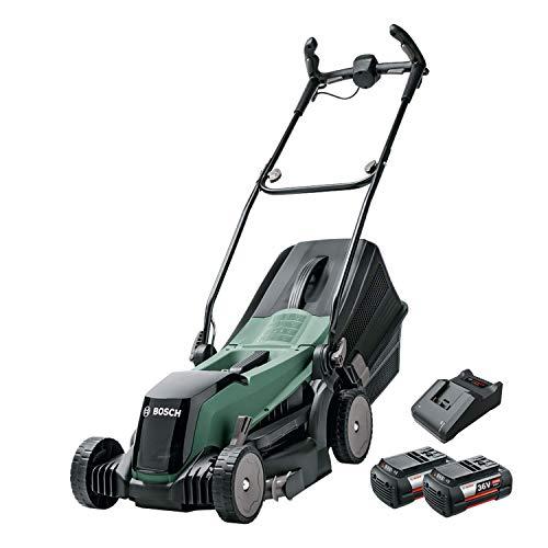 Bosch 06008B9B72 Cordless Lawnmower EasyRotak 36-550 £247.50 @ Amazon