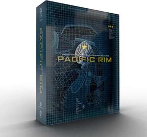 Pacific Rim Titans of Cult Limited Edition 4K Steelbook £23.89 delivered @ Amazon
